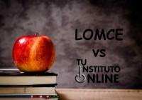 Tu Instituto Online y la LOMCE